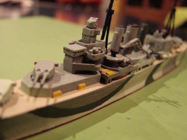 Airfix 1/1200 HMS Suffolk (01231) - - The Airfix Tribute Forum -