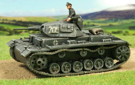 Image result for model of panzer iiiL