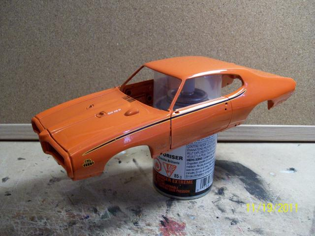 1969 Pontiac Gto The Judge Automotion. I Started Assembly Of The Chassis Front Suspension And Engine According To First Page Instructions Cut Away Instruction Drawings Are So. Wiring. Judge Gto Wiring Diagram At Scoala.co
