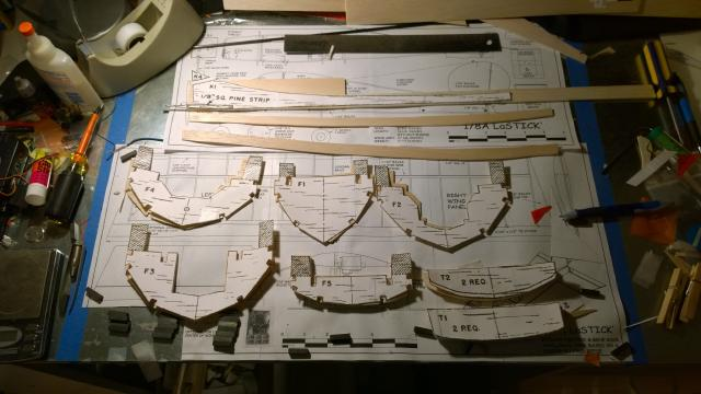 Steam Tugboat Build (now with plans attached) - The ...