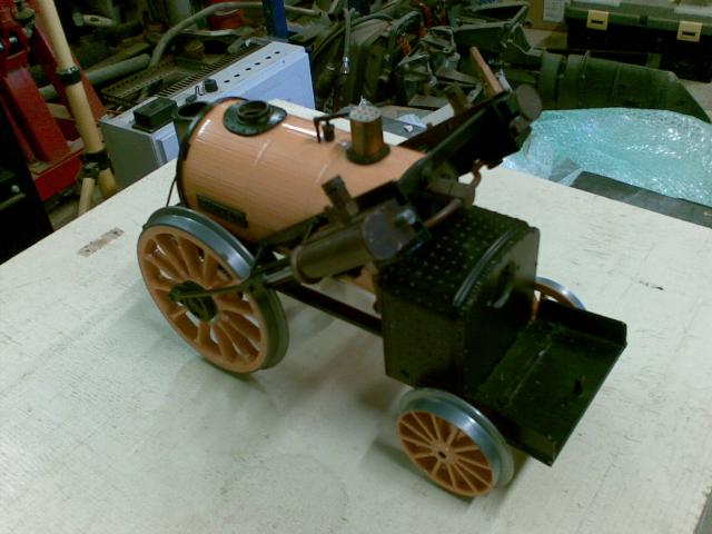 Project Rocket - The Model and Toy Steam Engine Forum