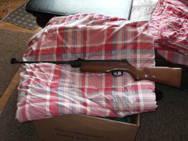 Gamo Expomatic? - UK Chinese Airgun Forum