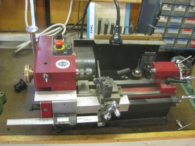 DRO for a Myford lathe  - The Unofficial Mamod & Other Steam