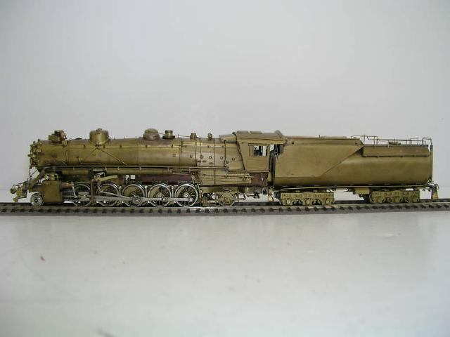 OO Gauge Live Steam Build - Sadly abandoned - Page 5 - The